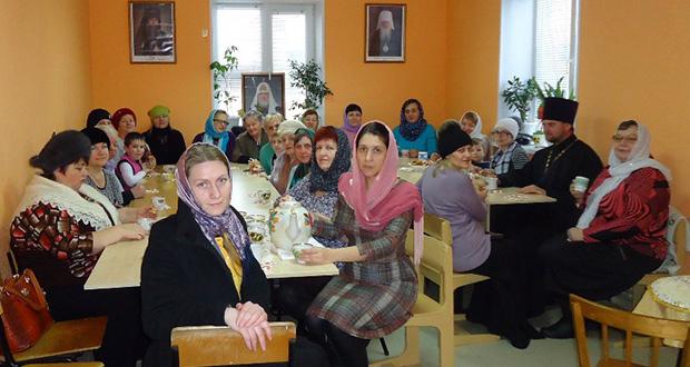 Концерт ко Дню матери подготовили в Георгиевском храме Данкова
