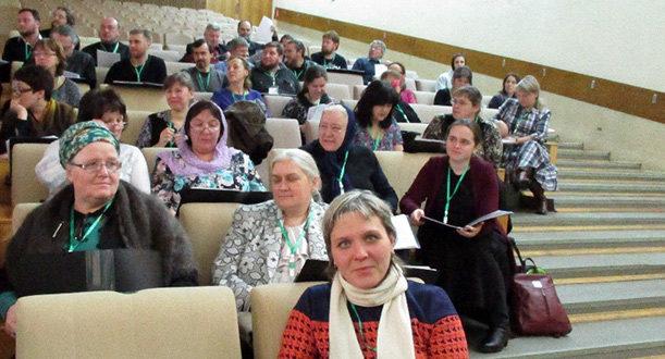Съезд регентов и певчих в Москве