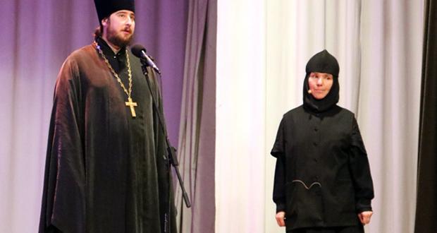 Вечер духовной музыки в ДК г. Чаплыгина