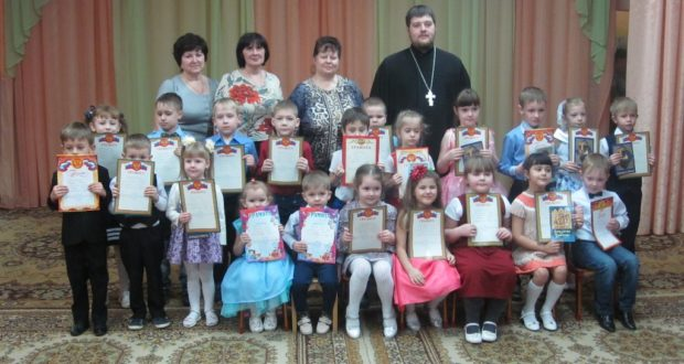Конкурс чтецов «Вифлеемская звезда» в дошкольных учреждениях Лебедяни