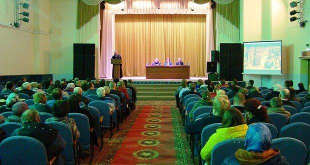 В МЦ Галактика города Чаплыгина проходила сессия депутатов районного совета