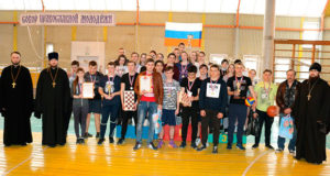 В Чаплыгинском благочинии прошли традиционные сборы православной молодежи
