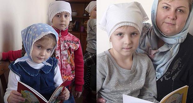 День православной книги в воскресной школе Никольского храма с. Лавы