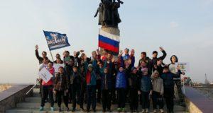 Православный спортивный клуб стал организатором массового забега