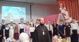 В лицее с. Долгоруково прошел концерт, посвященный празднику Воскресения Христова
