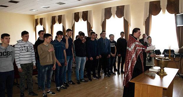 День призывника прошел в п. Лев Толстой
