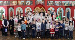 Пасхальный концерт в храме святителя Николая г. Лебедянь
