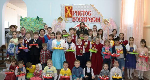 Пасхальный концерт воскресной школы Вознесенского храма