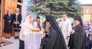 Епископ Максим посетил Новороссийскую епархию