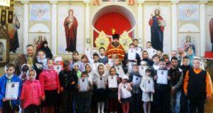 В воскресных школах Елецкого района закончился учебный год