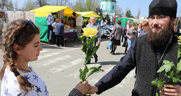 Праздник святых жен-мироносиц в Чаплыгине
