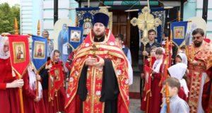 В День cлавянской письменности и культуры в г. Чаплыгине прошли праздничные мероприятия