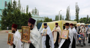 Православная акция «Чаплыгин - за жизнь!»