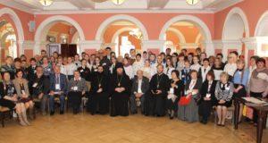 Участники конкурса исследовательских и проектных работ по историко–церковному краеведению в Москве