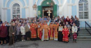 День славянской письменности в Лебедянском благочинии