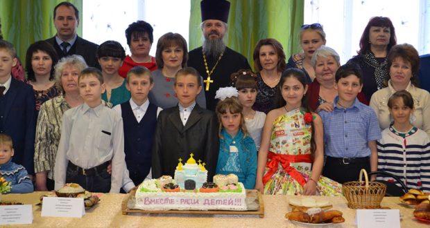 Фестиваль приёмных и опекунских семей в с. Измалково