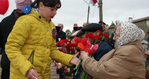 Праздник Победы в Измалково