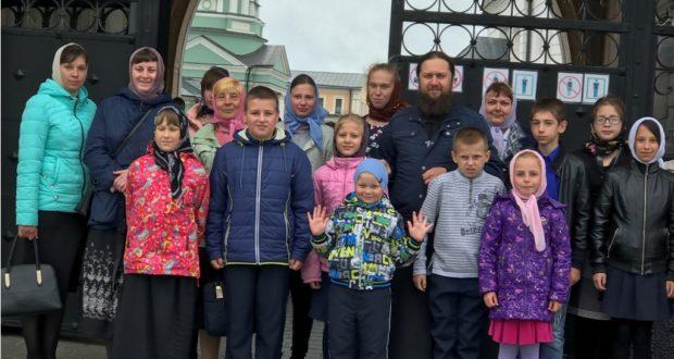 Паломническая поездка Михайло-Архангельского храма