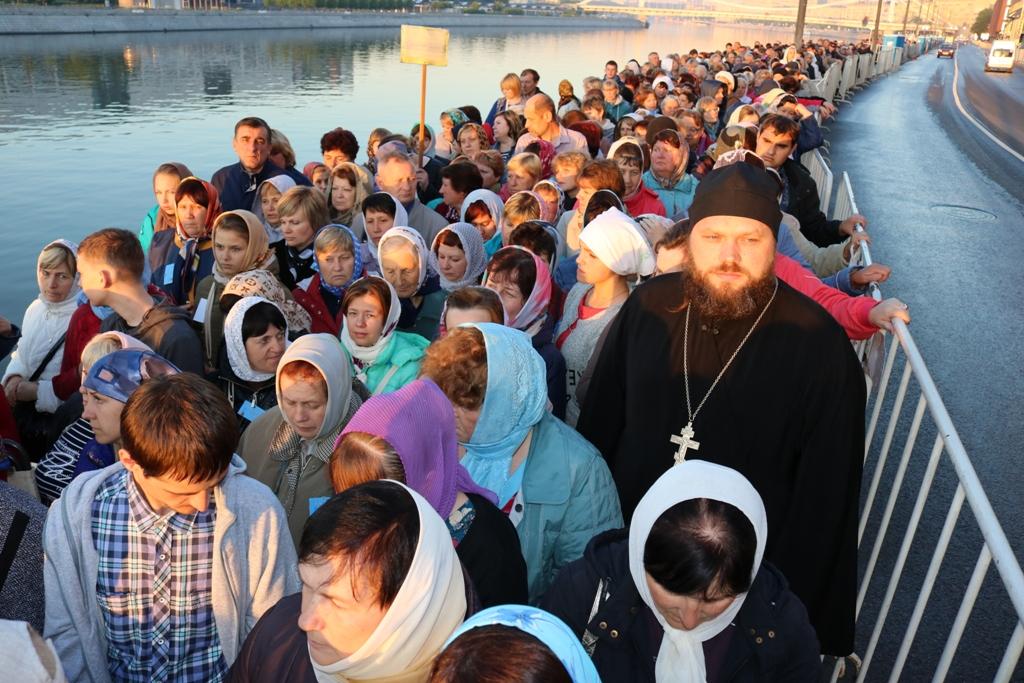 Паломническая поездка детей и взрослых Чаплыгинского района к мощам святителя Николая Чудотворца