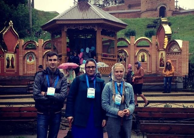Паломническая поездка воскресной школы Троицкого собора