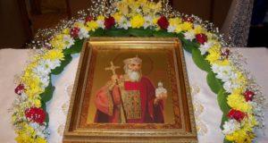Престольный праздник, крестный ход и строительство храма вДолгоруково