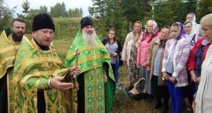 Духовенство и миряне Лев-Толстовского благочиния совершили паломничество