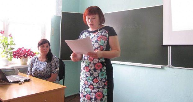 Заседание районного методического объединения учителей православной культуры в Лебедяни
