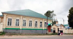 Православная гимназия свт.Тихона Задонского получила документ регистрации права собственности на земельный участок
