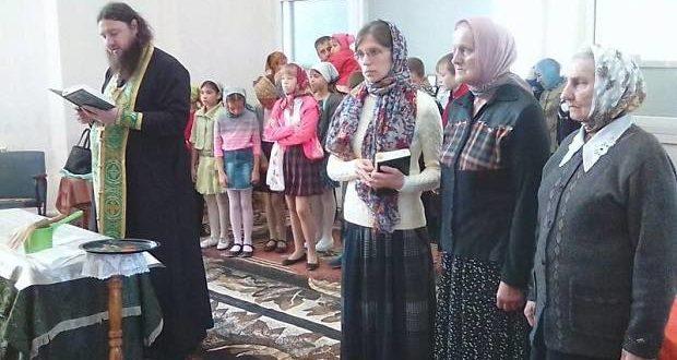 Директор Афанасьевской Воскресной школы Уткина Елена Анатольевна