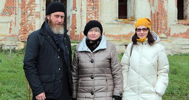 Рабочая поездка епархиального древлехранителя
