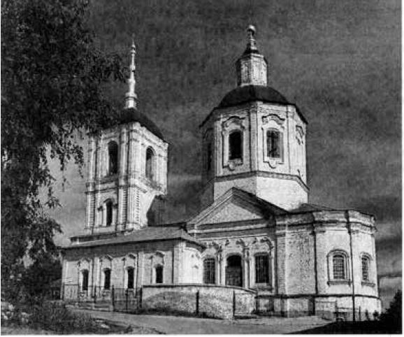 Введенский храм в Ельце