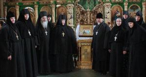 Круглый стол «Древние монашеские традиции в условиях современности»