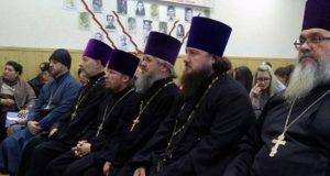 Муниципальный этап XXVI Международных Рождественских Образовательных чтений в Становлянском благочинии