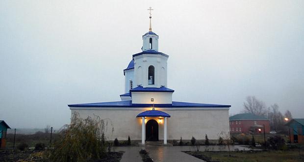 Соборная служба и собрание благочиния Елецкого района