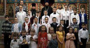 День матери в становлянской воскресной школе