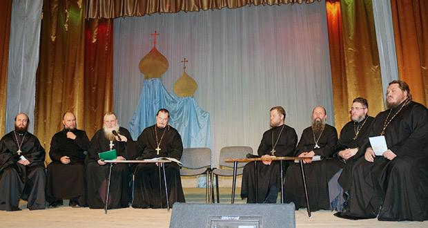 Муниципальный этап XXVI Международных Рождественских образовательных чтений в Долгоруковском благочинии