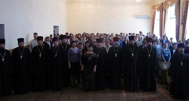 Муниципальный этап XXVI Международных Рождественских Образовательных чтений в Лебедянском благочинии