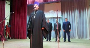 Празднование Дня сотрудника МВД России в Лебедяни