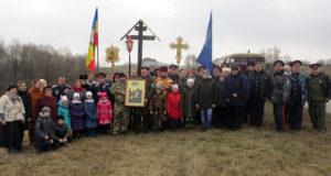 В Георгиевском храме г. Данкова состоялась казачья присяга и казачий крестный ход