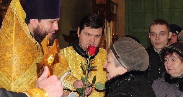 День матери в храме Елецкой иконы Божией Матери
