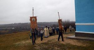 Престольный праздник в память святителя и чудотворца Николая, архиепископа Мир Ликийских