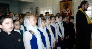 Муниципальный тур Общероссийской олимпиады школьников по Основам православной культуры
