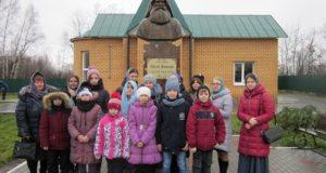 Воскресная школа Казанского собора Лебедяни в с. Шовское
