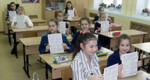 В Лев-Толстовском районе состоялся муниципальный тур олимпиады по Основам православной культуры