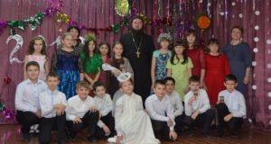Рождественский утренник в Афанасьево