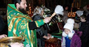 Обучающиеся и педагоги Православной гимназии почтили память преподобного Серафима Саровского