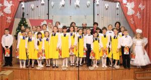 Концерт, посвященный Рождеству Христову в Долгоруково