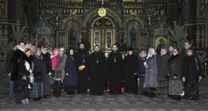 Паломническая поездка прихожан Страстного храма деревни Артёмово по святым местам Липецкой области