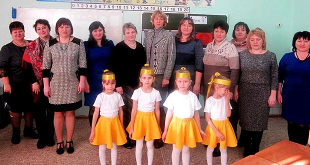 Районный семинар учителей Лебедянского района
