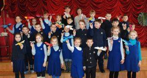 В православной гимназии отметили память 40 мучеников Севастийских